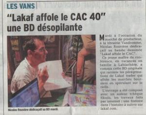 article Les Vans